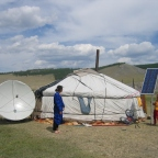 Los cuatro elementos fundamentales del perfil cultural de la Mongolia contemporánea