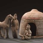 Tipos de yurtas en Asia Central
