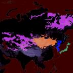 Lenguas de Asia Central