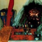 Abagaldai, la máscara-espíritu