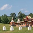 Las tres llegadas del budismo a Mongolia